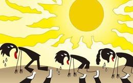 Phòng tránh sốc nhiệt hoặc lả nhiệt vào mùa hè