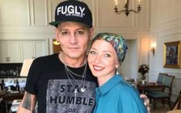 Johnny Depp gây sốc với diện mạo xanh xao, hốc hác như đang bị bệnh