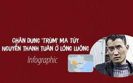 Chân dung 'trùm' ma túy Nguyễn Thanh Tuân ở Lóng Luông