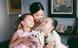 Hồng Nhung livestream cùng con gái, hé lộ cuộc sống sau khi ly hôn với chồng Tây