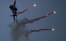 Không quân Israel quần thảo sát biên giới, phòng không Syria vào vị trí chiến đấu