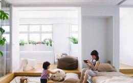 Học cách thiết kế không gian siêu tiện nghi cho gia đình có con nhỏ