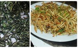 Những món ăn gây ám ảnh nhưng lại là món khoái khẩu của người Việt