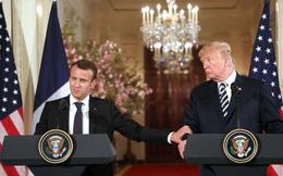 """Tiết lộ rạn nứt bất ngờ Pháp-Mỹ, Washington thật sự bị """"cô lập""""?"""
