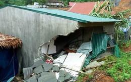 Sập nhà lúc rạng sáng, bé gái 3 tuổi tử vong thương tâm