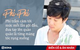Chuyên gia make-up Phi Phi: Đột quỵ vì bị chơi xấu và câu nói thức tỉnh của danh hài Hoài Linh