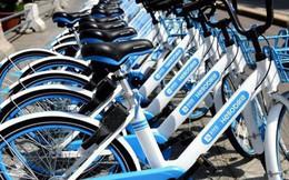 Trung Quốc có thêm startup chia sẻ xe đạp tỷ USD
