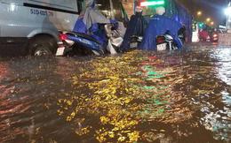 """TP HCM: Rút """"quyền"""" của Trung tâm Chống ngập"""