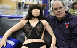 Chuyên gia cảnh báo: Sự xuất hiện của robot sex sẽ gây nguy hiểm cho xã hội