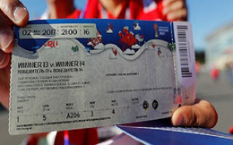 """Vé VIP xem World Cup 2018 về Việt Nam đội giá gấp 3 lần, """"ế sưng"""" vì quá đắt"""