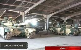 """Tăng Abram Mỹ bị """"nướng"""" quá nhiều, Iraq lập tức mua T-90S Nga"""