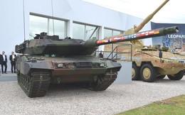 """Bại trận tại Syria, báo Đức vẫn tuyên bố: Leopard """"không ngán"""" thứ gì, kể cả xe tăng Nga!"""