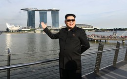 Người đóng giả Kim Jong-un bị giữ ở sân bay Singapore