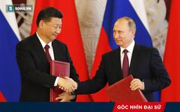 Quan hệ đối tác Nga-Trung: Cùng nhau chống lại trật tự thế giới do Mỹ-phương Tây chi phối