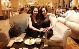 Dung nhan mẹ đẻ giàu có, sành điệu, thích du lịch khắp thế giới của diễn viên lùn nhất VN