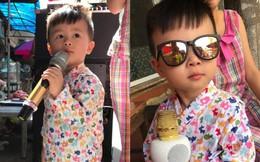 Khi nhà có một em bé mê âm nhạc và một ông bố lắm chiêu, việc gọi con dậy đi học buổi sáng sẽ vui như thế này