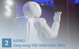 6 điều bạn chưa biết về ASIMO, chú robot dễ thương từng là ước mơ của nhiều đứa trẻ Việt