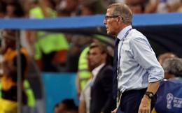 """Sau màn tiễn Ronaldo về nước, HLV Uruguay vội vàng tính cách """"hất cẳng"""" Pháp"""