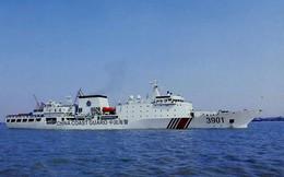 Cảnh sát biển TQ quân sự hóa, có thể được trang bị vũ khí tấn công uy lực hơn từ hôm nay