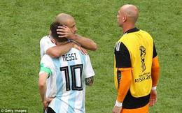 Sao đầu tiên của Argentina tuyên bố giải nghệ, rồi sẽ đến lượt Messi và Di Maria?