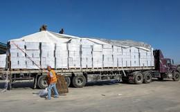 Israel đóng cửa khẩu chính, cô lập hoàn toàn Dải Gaza
