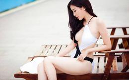 Vẻ nóng bỏng của diễn viên ít danh tiếng, đảm nhận vai thứ chính Hậu duệ mặt trời bản Việt