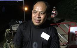 """Cha cầu thủ Thái Lan được giải cứu nghẹn ngào: """"Tôi muốn ôm con và nói tôi rất hạnh phúc"""""""