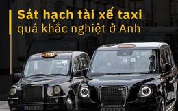 Tại thành phố châu Âu này, việc trở thành tài xế taxi khó khăn như thể đi thi đại học