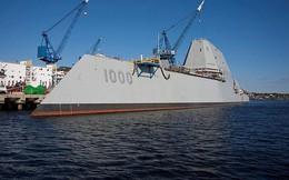 """Nguyên lý """"mũi ngược"""" và những con tàu chiến mang dáng dấp của tương lai"""