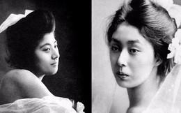 15 bức ảnh mặt mộc không son phấn của các nàng geisha thế kỷ 19 đẹp đến ngỡ ngàng làm bạn không thể rời mắt
