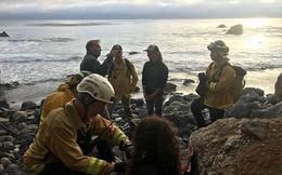 Mỹ: Nữ nhạc sĩ trẻ sống sót 1 tuần sau khi rơi xuống vực sâu gần 60m