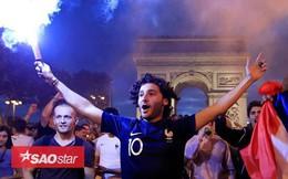 Vì sao cổ động viên Pháp gây loạn sau khi đội nhà vô địch World Cup 2018?