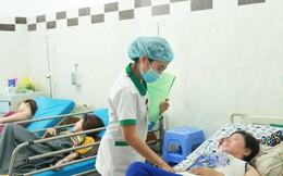 13 nữ công nhân nhập viện khẩn cấp do hít phải khí độc