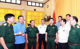 Nâng cao năng lực dân quân tự vệ biển làm nhiệm vụ bảo vệ chủ quyền biển, đảo