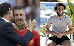 Nhanh nhảu trêu ngươi Sergio Ramos, Salah nhận phải phản ứng trái chiều