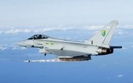 """Anh tấn công Syria: Tiêm kích Typhoon """"bóp nát"""" QĐ Syria chỉ bằng 1 quả bom tinh khôn"""
