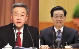 Cha con ông Hồ Cẩm Đào gây chú ý: Cha xuất hiện trên truyền hình còn con trai thăng chức