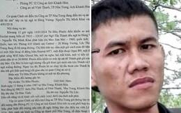 Cựu cầu thủ U23 Việt Nam bị truy nã vì tham gia vụ cướp