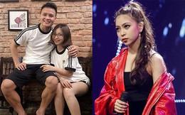 Nhan sắc xinh đẹp và tham vọng vào showbiz của bạn gái Quang Hải U23