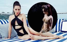41 tuổi, nữ ca sĩ hạng A của showbiz Việt khoe thân hình nóng bỏng với bikini