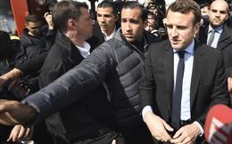 Bắt vệ sĩ trưởng của Tổng thống Pháp Macron do đánh người biểu tình