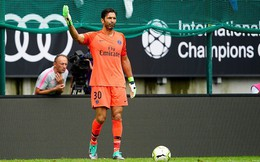 PSG thất bại nặng nề trước Bayern trong ngày Buffon bắt chính