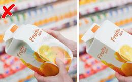 6 bí kíp đi siêu thị được tiết lộ bởi các bà nội trợ khó tính trên thế giới