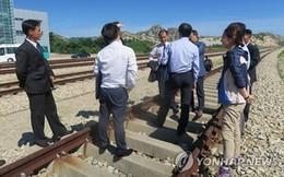 Hàn Quốc sẽ bắt đầu kết nối đường sắt và đường bộ với Triều Tiên