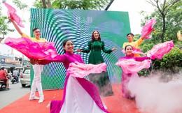 Phi Nhung, Kim Oanh khoe sắc cùng dàn mẫu Thái khai trương VTM Siam Thái Lan tại TP.HCM