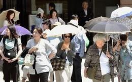Nhật Bản oằn mình chống chọi với đợt nắng nóng kỷ lục trong lịch sử