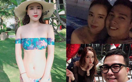 Thân hình gợi cảm và chuyện tình đẹp dài 4 năm của em gái Mai Phương Thuý