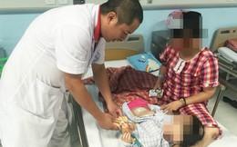 Khó tin: Bé gái 3 tuổi bị u nang buồng trứng