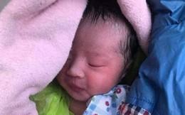 Cháu bé sơ sinh bị bỏ rơi trong nghĩa địa vào ngày mưa bão