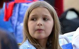 """Harper bất ngờ khoe mái tóc ngắn sau nhiều năm bị bố Becks """"cấm cắt tóc"""""""